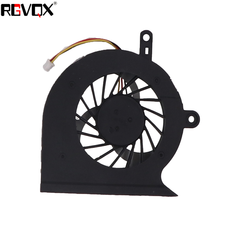 Купить с кэшбэком New Laptop Cooling Fan For TOSHIBA SATELLITE L830 DFS481305MC0T Replacement Cooler