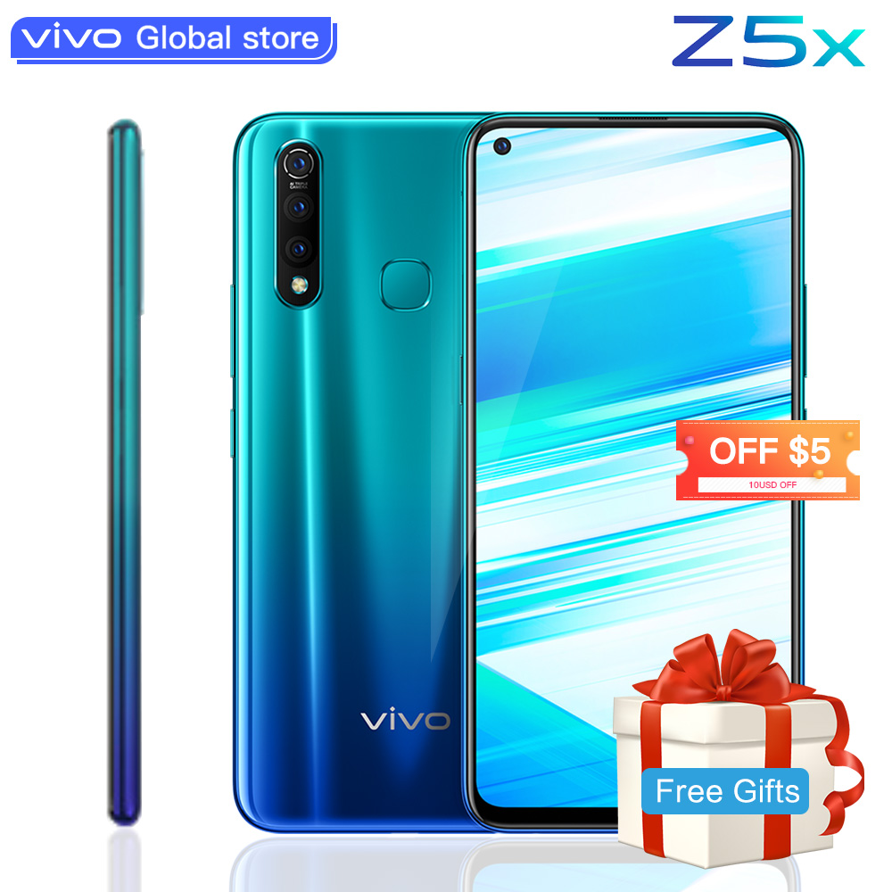Vivo Z5x téléphone portable 6.53