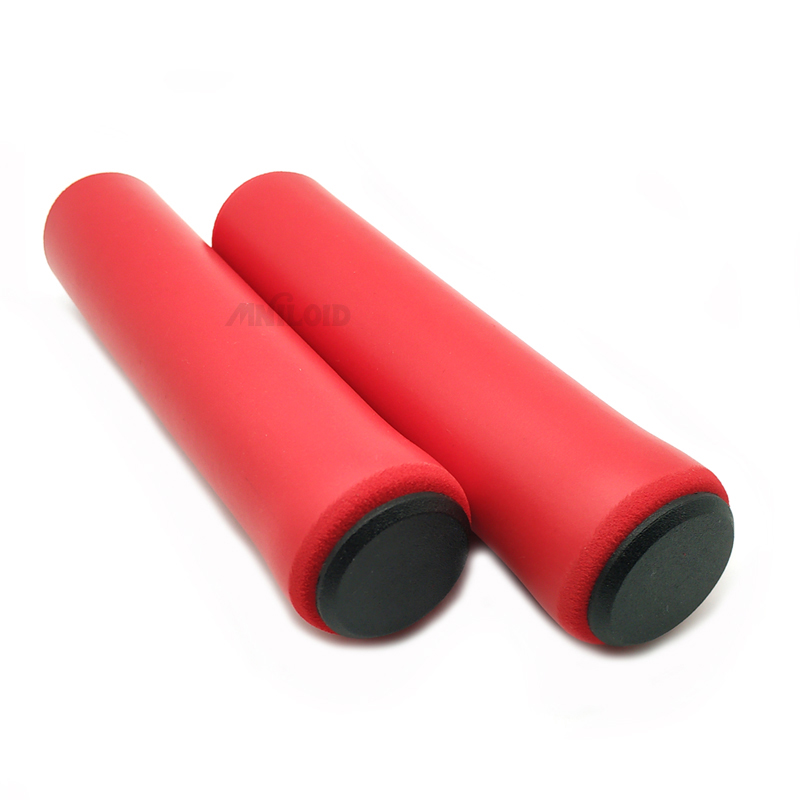 1Pair Bike Silicone Anti-slip Handlebar Grips For Mountain MTB Bicycle Cycling U