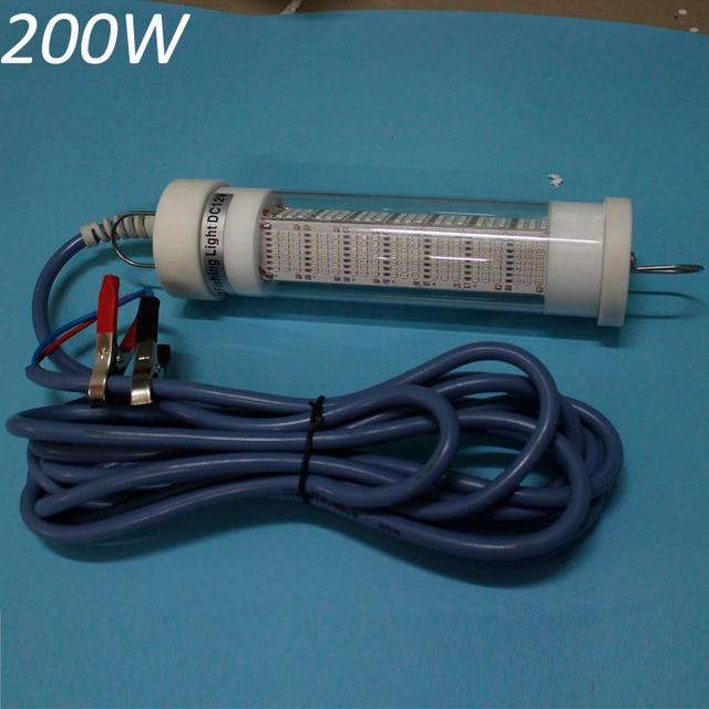 aliexpress : buy led underwater fishing light deep drop 200w, Reel Combo