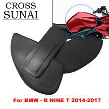 frame hole caps decor cover protector kit for bmw r1200 r nine t 2014 2015 2016 motorcycle accessories parts Rubber Motorcycle Accessories Parts Anti Slip Stickers Pad Black  Protector Pad Motorbike For BMW R NINE T 2014 2015 2016 2017