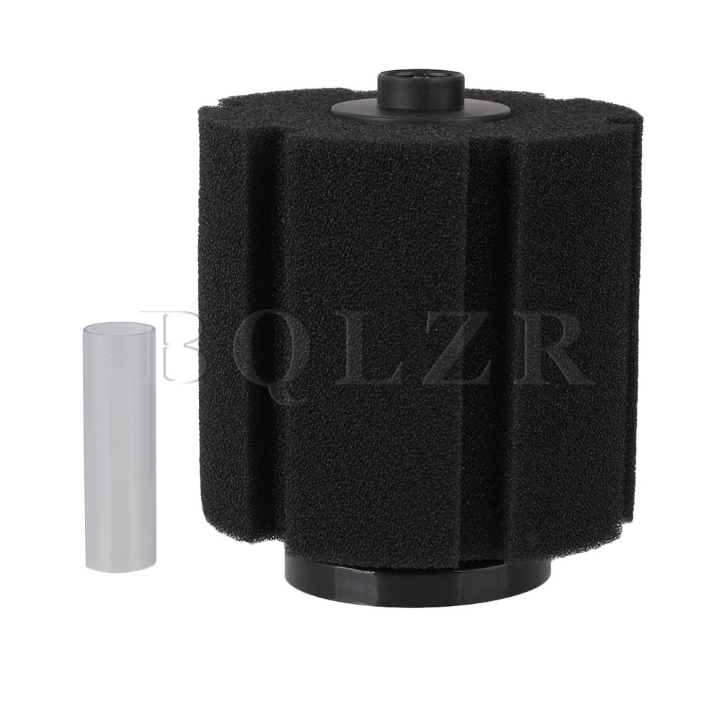 Aquarium fish tank air pump biochemical sponge filter - Bqlzr 5 6 X 4 7 L Size Sponge Biochemical Water Filter Aquarium Fish