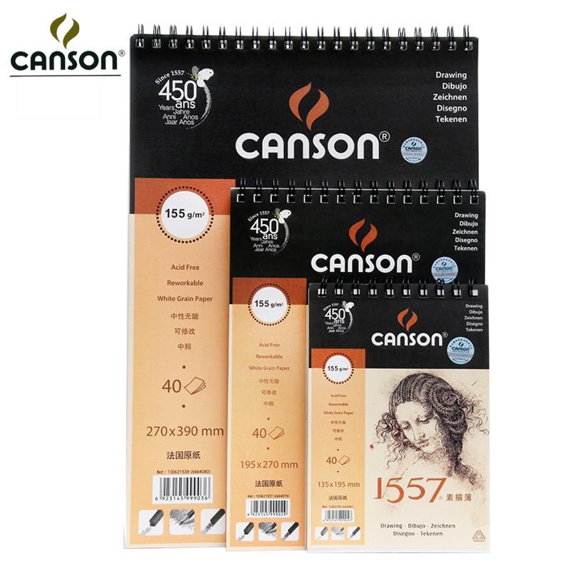 France Canson Artist Sketch Book 8K/16K/32K SketchBook ...