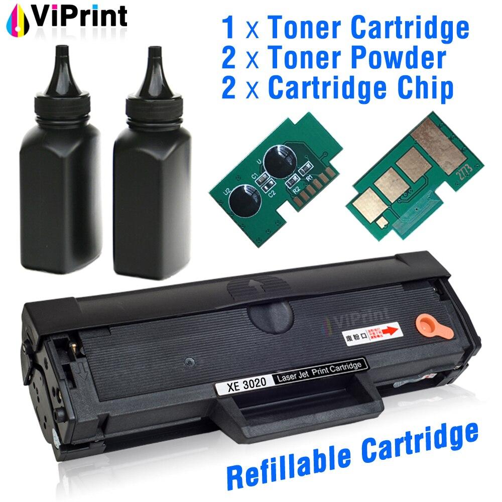 3020 WorkCentre 3025 Cartucho de Impressora Chip