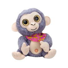 HIINST Cute Mimicry Pet Talking Monkey Repeats What You Say