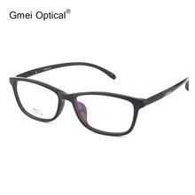 Gmei Optical JB8033 Acetate Full-Rim Frame Eyeglasses for Men and Women Spectacles Fashion Eyewear
