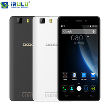 "Doogee X5 MTK6580 Quad Core Android 5.1 Smartphone 5.0 ""HD 1280*720 3G Dual Sim Double Veille 1G RAM 8G ROM Téléphone Mobile"