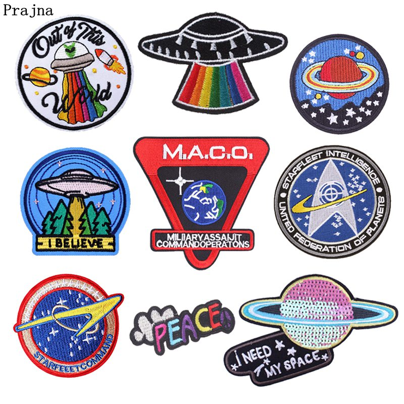 Iron On Patches Repair the Hole Stick 20 Pcs DIY Sew Decoration Appliques Stickers Embroidery Patches Cloth