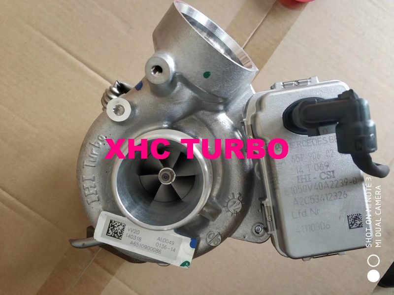 NEW GENUINE IHI VV20 A6510900086 Turbo Turbocharger for Mercedes Benz C180 C200 GLK220 <font><b>OM651</b></font> 2.2L 88KW 100KW 07- image