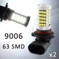 Для авто аксессуары противотуманный светильник светодиодный 9006 9012 HB4 9006HP 9006XS DRL лампы для вождения линзы детали проектора белый цвет стиль