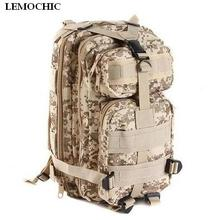 LEMOCHIC Outdoor products 3p camping sports male Camouflage women