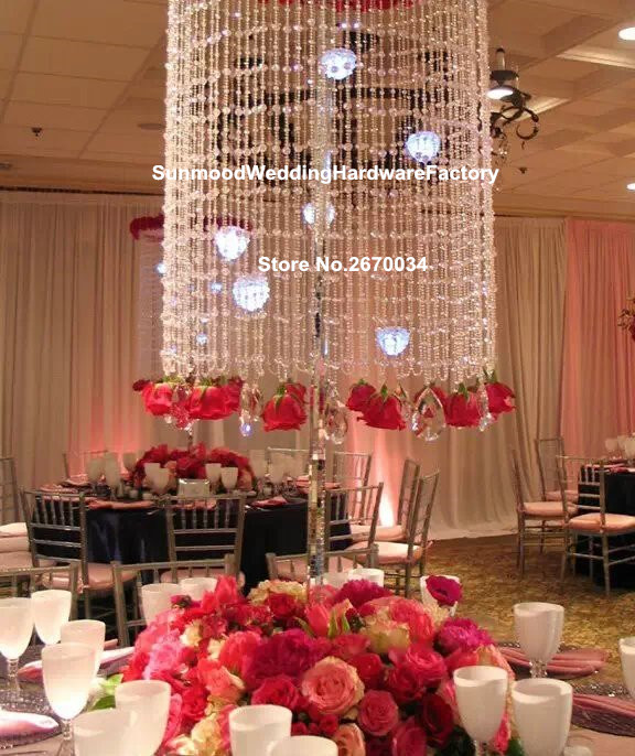 Flower Aisle Wedding: No Flowers Including )Free Shipping Latest Aisle Stand