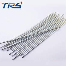 20pcs 2*100mm Model metal axle technology small production DIY toy model accessories wire rod multi-specification handmade 2 sets green model miniature of delight mini solar car stepper motor diy for production technology teenage enlightenment toy