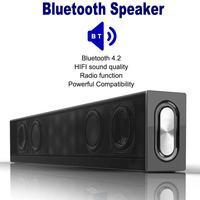 2018 High Quality New S688 Sound Blaster TV Desktop Bluetooth Speaker Bluetooth Audio Dropship 9.4