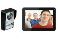 9 Polegada da Tela de Toque do IR Night Vision Vídeo Porta Telefone 906FA| | |  -