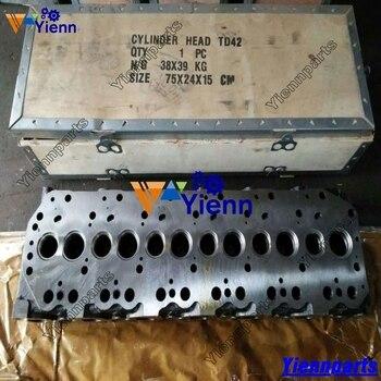 Nisan TD42 TD42T Cylinder Head 11039-06J00 11039-63T02 for Nissan WF03 WFG03 WF05 Forklifts TD42 diesel engine repair parts
