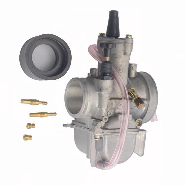 Goofit carburettor 30mm carb Carburetor air filter  for 175cc-200cc ATV, Dirt Bike & Go Kart Motorcycle accessory N090-054