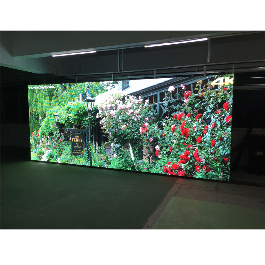SZLIGHTALL RGB Full Color LED Display Screen Indoor Module, 192*96mm 64*32dots 1/16S SMD P3 Led Panel, Led Video Wall Billboard