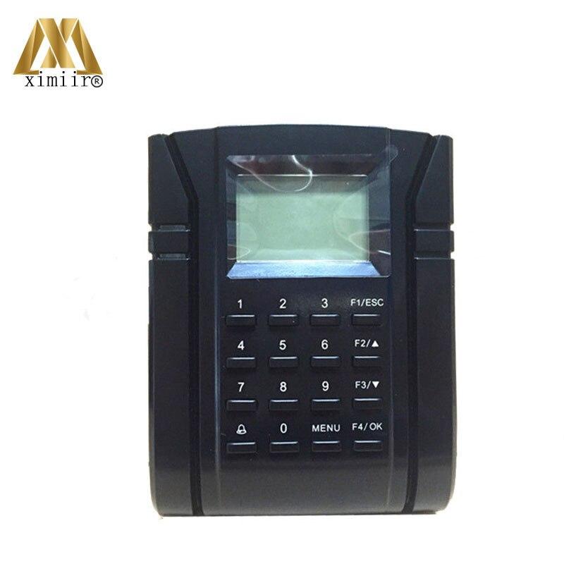 Qualité supérieure Carte Biométrique De Contrôle D'accès SC202 TCP/IP carte de contrôle D'accès Lecteur de Carte RFID Temps de Présence Terminal