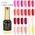 #60751 CANNI Nail Gel Polish High Quality Nail Art Salon Tips 120 Colors 12ml VENALISA Soak off Organic UV LED Nail Gel Varnish