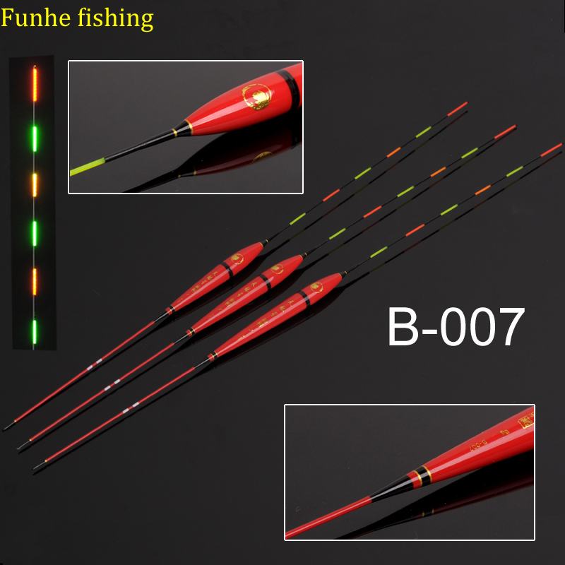 Fishing Floats Luminous Night Light Buoys Nano Plastic Material Bobber Elecrtric Tackle Accessories