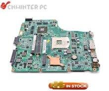 NOKOTION MBPVL06001 DA0ZQ1MB8F0 для Acer Aspire 4820 4820tg материнская плата для ноутбука HM55 DDR3 HD 5650 м 1 ГБ Бесплатная Процессор