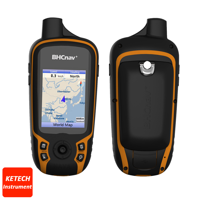 GPS and GLONASS Receiver for Agriculture Forest Surveying Mining and Outdoor Works Sports Handheld GPS Navigator