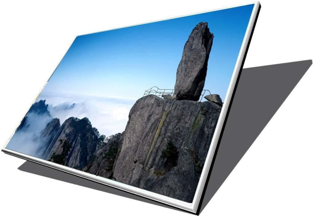 QuYing Laptop Screen 17.3 inch Replacement Display 1920x1080 FHD LED for ASUS G74SX Seires цена