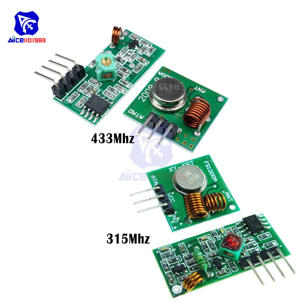 top 10 largest 315mhz rf receiver board ideas and get free