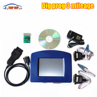digiprogIII newest digiprog 3 v4.94 4.94 Odometer tool digiprog iii mileage correction with OBD interface OBD2 Free Shipping