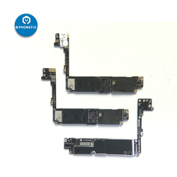 Phonefix danificado quebra placa lógica para iphone 7 7 p intel qualcomm placa-mãe experiência de reparo treinamento habilidade solda