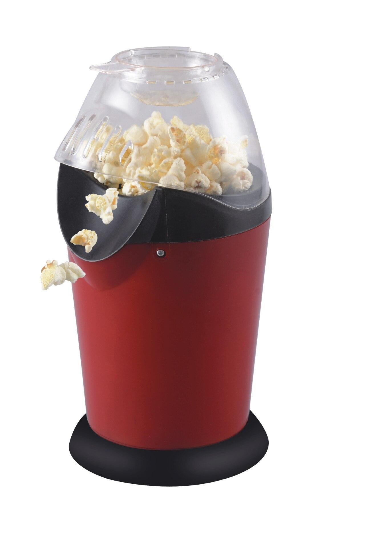 Household Portable Electric Popcorn Maker Hot Air Popcorn Making Machine for Kitchen Desktop Mini DIY Corn Maker 110V 220V 220v automatic mini portable electric popcorn maker machine hot air electric diy sweet popcorn machine eu au uk plug