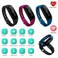 Blood Pressure Smart Wristband V07 Pedometer Smart Bracelet Heart Rate Monitor Smartband Bluetooth Fitness For Android IOS Phone