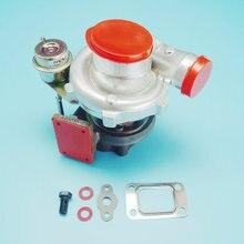 GT2860 gt28 Турбокомпрессор охладитель воды сбалансированный T25 Впускной фланец для SR20DET RB25DET RB20DET