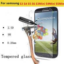 Explosion proof premium galaxy tempered film samsung protector glass screen for