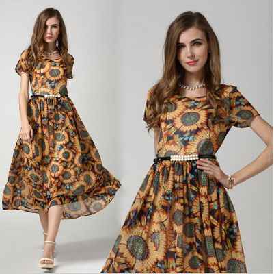 online buy wholesale sunflower clothing from china
