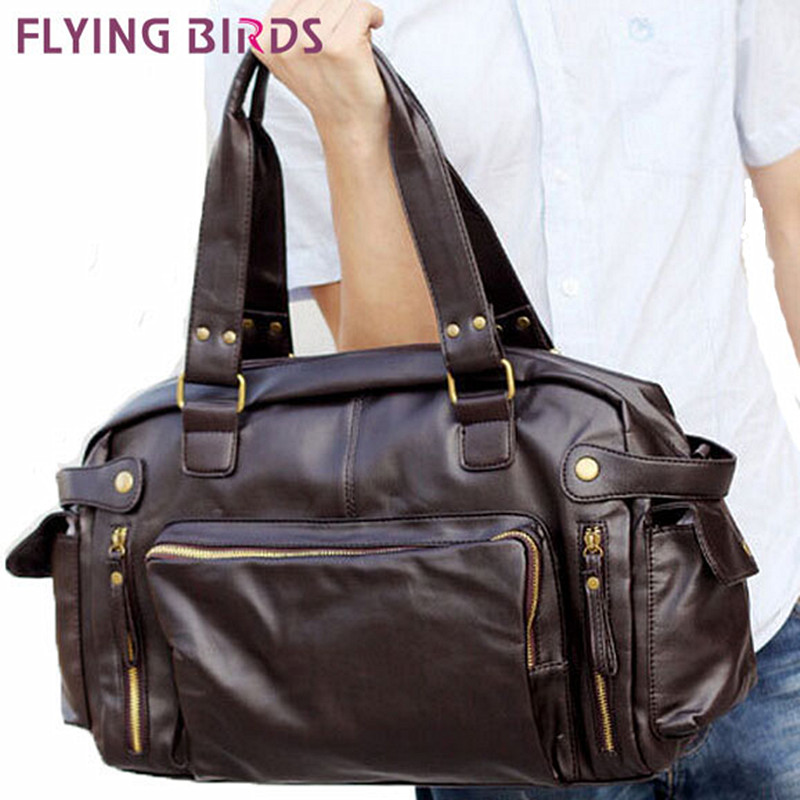 Aliexpress.com : Buy Flying birds! 2016 Men's travel bags vintage ...