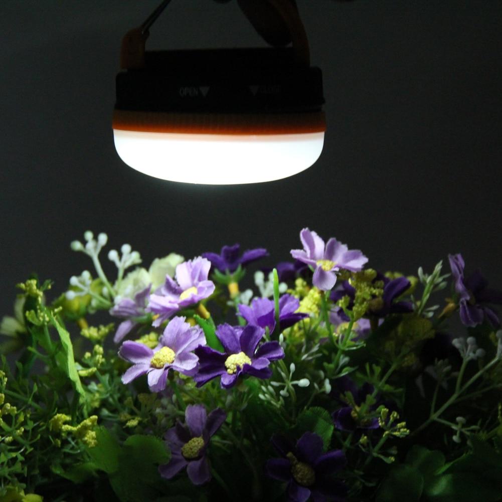 Mini Flashlight Portable Camping Lights LED Camping Lantern Tents Lamp Outdoor Hiking Night Hanging Lamp 180LMS 5 Modes
