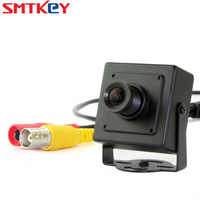 SMTKEY Analog cctv camera 1200tvl hd small mini cctv camera with 3.6mm lens