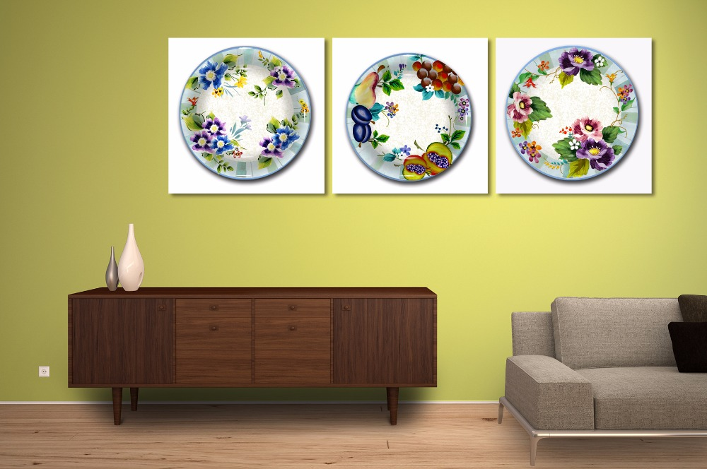Unique Wall Plate Art Sketch - Wall Art Design - leftofcentrist.com