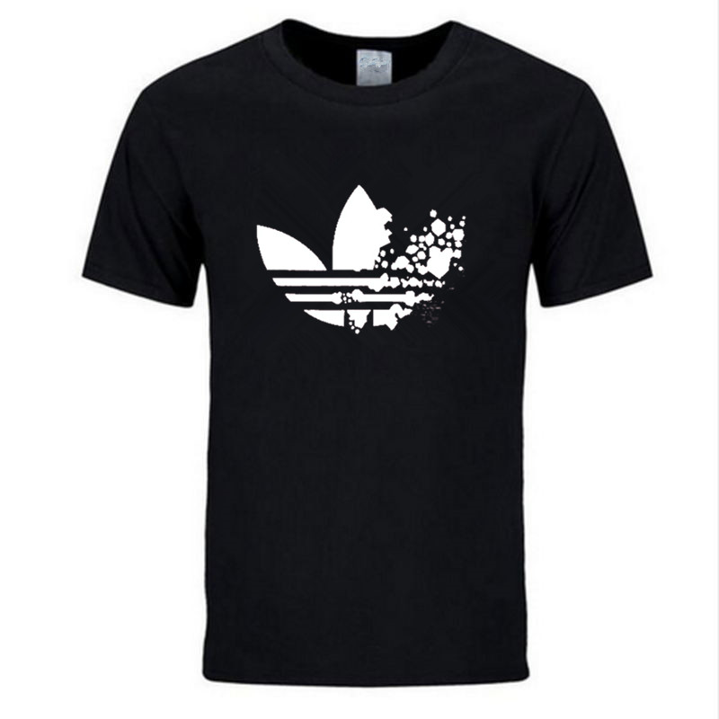2019 Neue Kleidung 18 Farben O Hals Kurzarm Herren T Shirt Männer Mode Europäischen Größe T-shirts Casual Für Männliche T-shirt Tops Geeignet FüR MäNner, Frauen Und Kinder