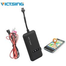 VicTsing Realtime GPS Tracker Car Vehicle Motorcycle Tracking Device GPS GPRS GSM Tracker Waterproof SMS Mini GPS Trackers TK110 цена