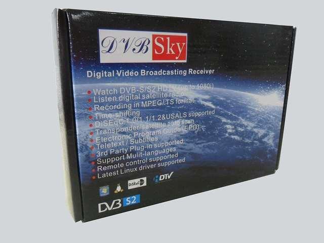 driver qq box dvb-s usb 20 tv tuner
