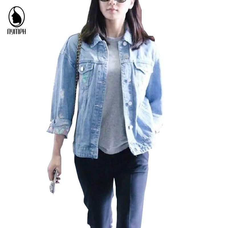 Online Get Cheap Ladies Denim Jackets Wholesale -Aliexpress.com