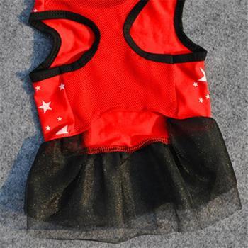 Hot!Pet Dog Puppy Tutu Princess Dress Dot Lace Skirt Party Costume Apparel jan25 1
