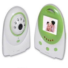 2017 New 2.4G Digital Wireless Baby Monitors NrebornWireless Intercom Voice Alarm Night Vision Care Monitorings