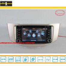 For Toyota Harrier 2003~2008 – Car Stereo DVD Player GPS Navigation System / Radio TV BT iPod AUX USB 3G WIFI System