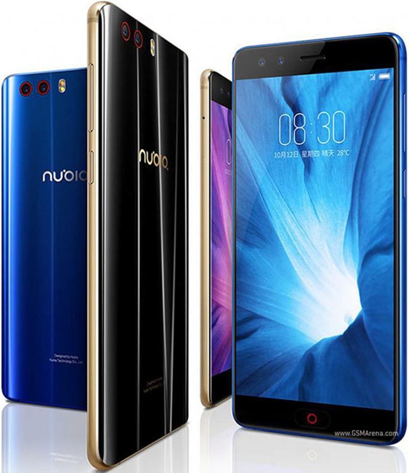 US $219 0  Global Firmware ZTE Nubia Z17 Mini S MiniS NX589J 6G RAM 64G ROM  LTE Android Octa Core 5 2