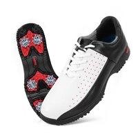 פעילויות Mens נעלי ספורט קל משקל לנשימה עמיד למים גברים נעלי גולף Pgm סניקרס עמיד נגד החלקה אחיזה טובה