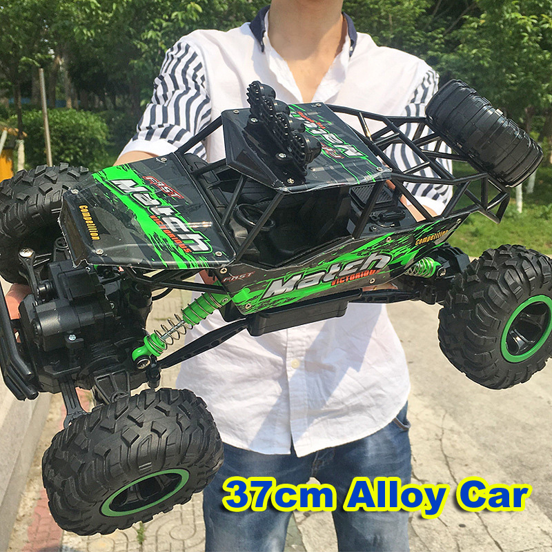 1:12 Large 4WD RC Cars Radio Control LED Light RC Cars Toys for Children 2017 High speed Cars RC Cars Toys for Children Gifts TL ручки и карандаши cars cars 12 цветов